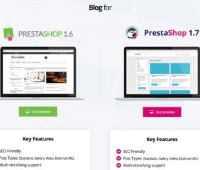 Blog dla PrestaShop